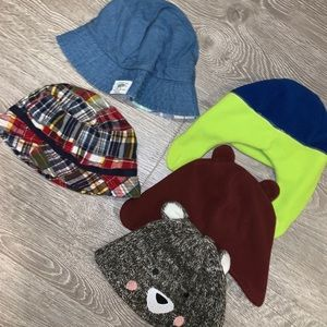 Other - TODDLER HATS and BEANIES BUNDLE